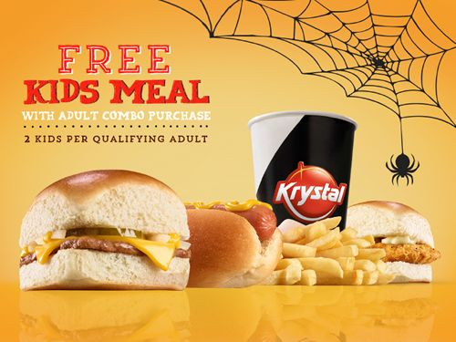 The Krystal Company Celebrates Halloween With Families