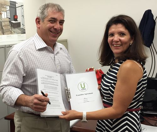 UFood Grill Awards First Franchise Agreement for Maryland
