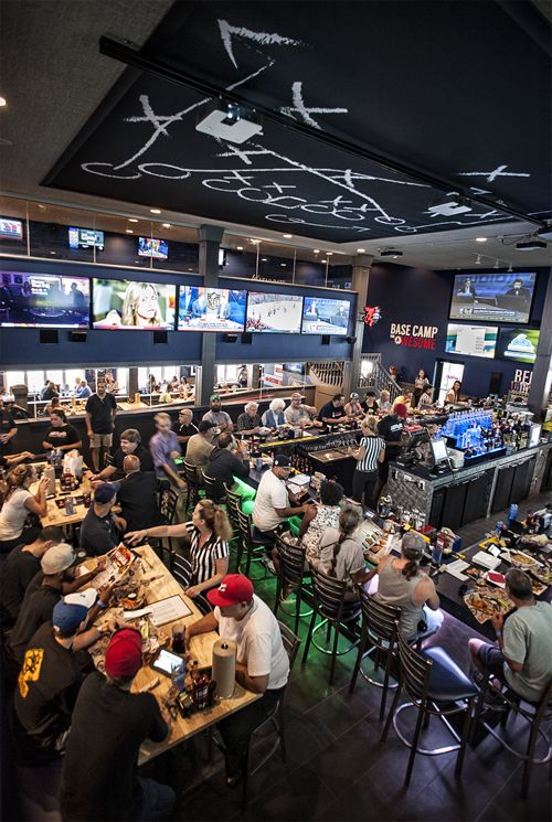 Arooga's Grille House & Sports Bar Signs Seventh Franchise Agreement - for 7 Units