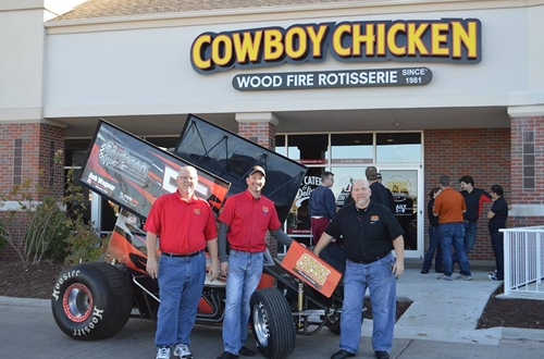 Cowboy Chicken Continues Expansion to Lincoln, Nebraska; Opening the First Restaurant Outside of Texas
