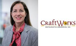 CraftWorks Restaurants & Breweries Group, Inc. Appoints Sarah Stephenson As New Chief Human Resources Officer