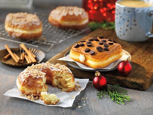 Dunkin' Donuts' Holiday Checklist: Sweet New Donut Treats And Festive Coffee Favorites