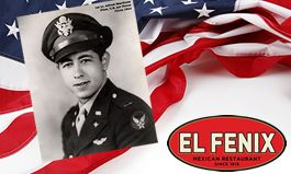 El Fenix Serves Up Free Meals on Veterans Day