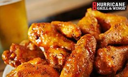 Hurricane Grill & Wings Opens First Oklahoma Restaurant