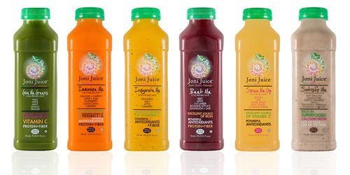 Joni Juice Teams up with Amazon Fresh