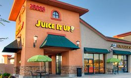 Juice It Up! Opens First Valencia Location
