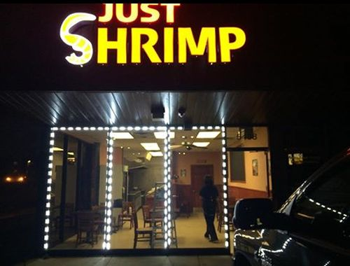 Just Shrimp Opens in Alsip
