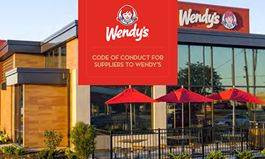 The Wendy's Company Celebrates Dave Thomas' Legacy with Supplier Code of Conduct