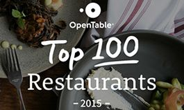 100 Best Restaurants in America for 2015