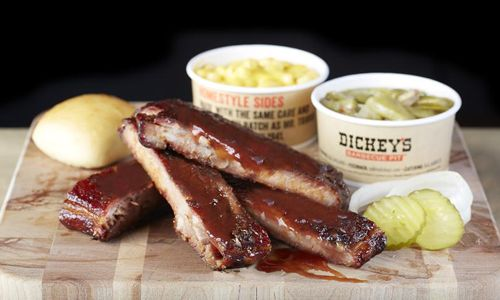 Air Force Veterans Open Third Dickey's Barbecue Pit in Colorado Springs