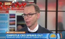 Chipotle Founder Steve Ells Addresses Series Of Outbreaks