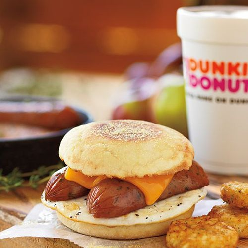 Dunkin' Donuts' New Year Begins With New And Returning Menu Favorites