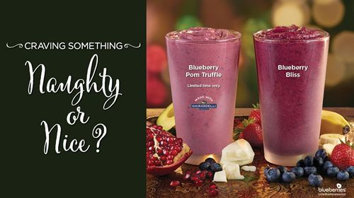 Holiday Smoothie Recipe Unveiled at Tropical Smoothie Café