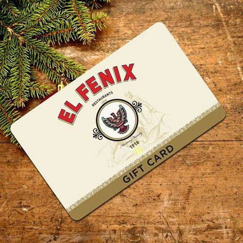 Leave the Cooking to El Fenix this Holiday Season