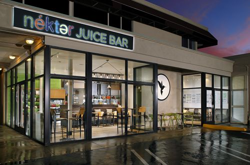 Nekter Juice Bar Reinvents Juice Cleansing for the New Year