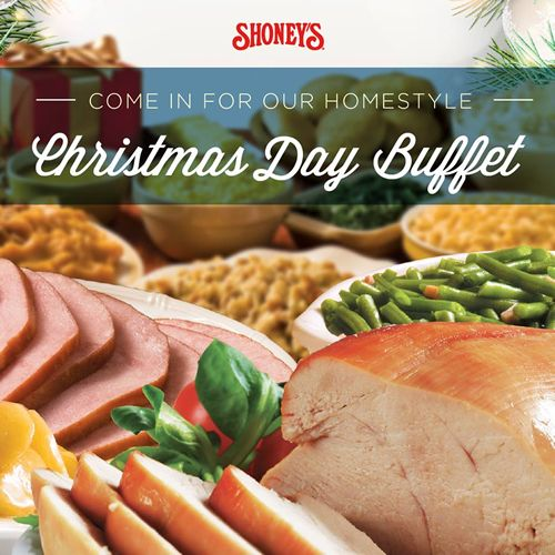 Shoneys To Be Open On Christmas Invites America To Come Enjoy Its