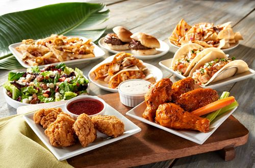 Hurricane Grill & Wings Opens First California Restaurant