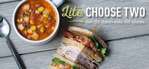 "McAlister's Deli ""Lite Choose Two"" Offers Healthier Menu Options Under 600 Calories"