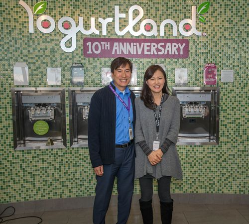 Yogurtland Celebrates 10th Anniversary And Pledges to Fight Human Trafficking