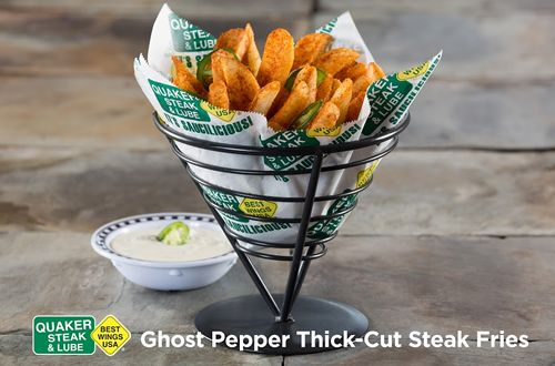 Quaker Steak & Lube Makes Your Taste Buds Scream With New Seasonal Menu Items