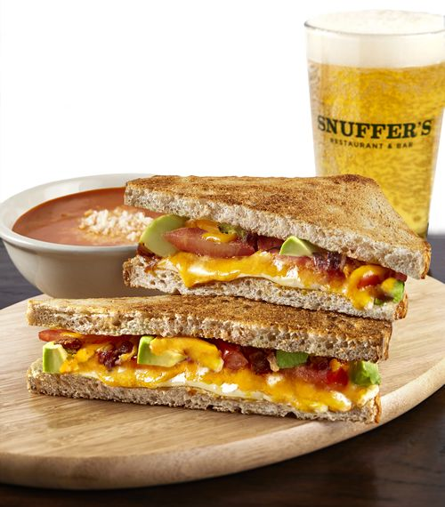Snuffer's Dishes Out Comfort Food Features this February