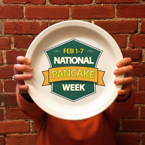 Sunny Street Café Kicks Off National Pancake Week Feb. 1