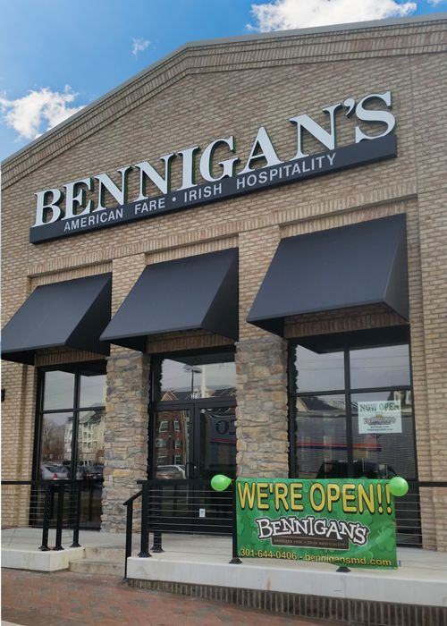 Bennigan's Is Back and Better Than Ever in Frederick!