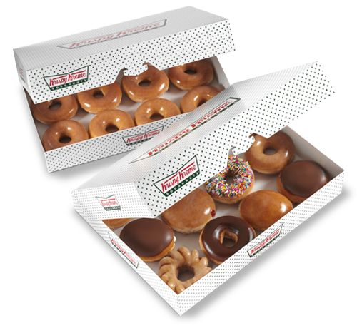Celebrate the Leap Year with Krispy Kreme Doughnuts