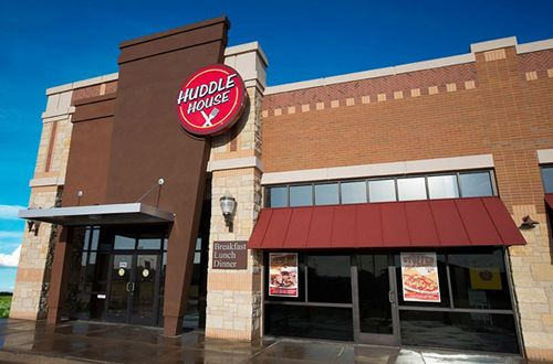 "Huddle House Bringing ""Any Meal. Any Time."" Back To Salina"
