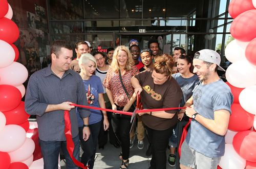 MOD Pizza Celebrates 100th Location