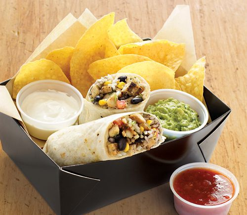 On The Border To Launch To-Go Burrito Boxes with $5 Burritos & Bowls