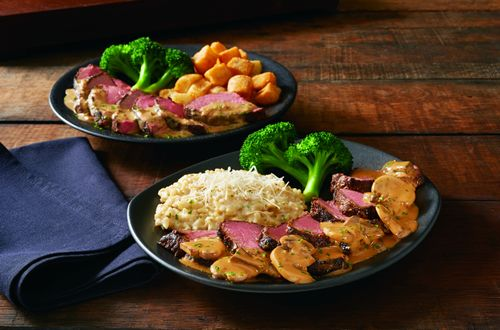 Outback Steakhouse Beefs Up Its Menu With New Hand-Carved Roasted Sirloin