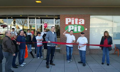 Pita Pit Celebrates New Milestone as Brand Announces its 600th Global Location