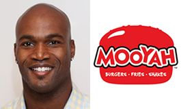 Retired NFL Linebacker Bradie James Joins MOOYAH Burgers, Fries & Shakes as Director of Brand Engagement