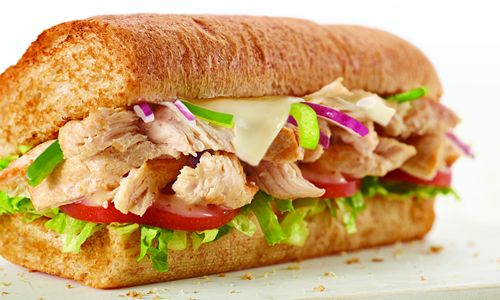 SUBWAY Sandwich Shop Introduces New Rotisserie-Style Chicken Raised without Antibiotics