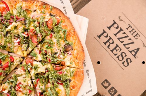 The Pizza Press Announces the Opening of Pasadena Restaurant with Great Pizza Giveaway
