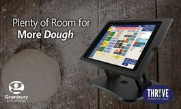 Thr!ve Point of Sale Now Available on iPad Pro