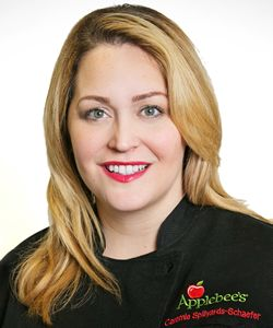 Applebee's Introduces America's Chef, Cammie Spillyards-Schaefer