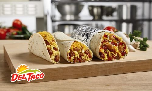 Del Taco Spices Up Breakfast With New Mexican Chorizo Sausage
