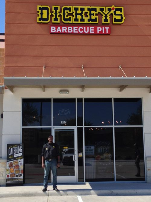 Dickey's Barbecue Pit Brings Texas-Style Barbecue with New Store in Greater Houston