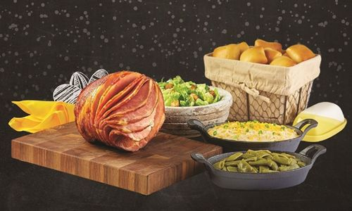 Dickey's Barbecue Pit Feeds Your Peeps With Ham Fest Just in Time For Easter Get-Togethers
