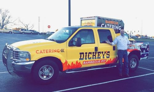 Dickey's Barbecue Pit Opens Second Military Base Location at Keesler Air Force Base