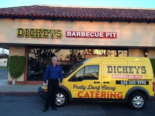 Dickey's Fires Up the Pit in Duarte