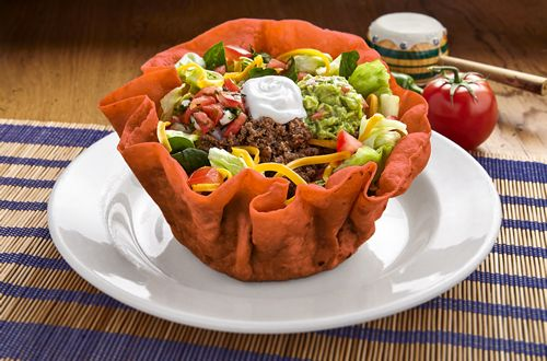 Spring For El Fenix's New Featured Salads