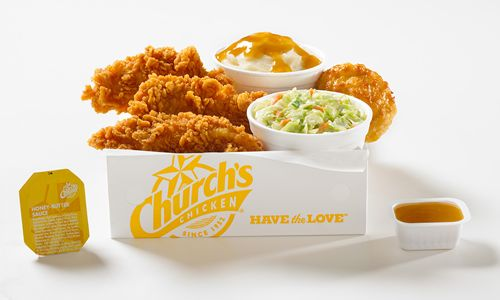 Exciting New Flavor Mash-Up Coming to Church's Chicken