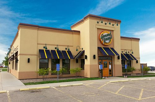 Ground Round Grill & Bar in Worthington, MN named 2015 Restaurant of the Year, awarded by the Ground Round Chain!