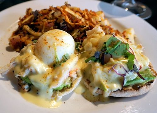 Pacific Grill Launches New Weekend Brunch
