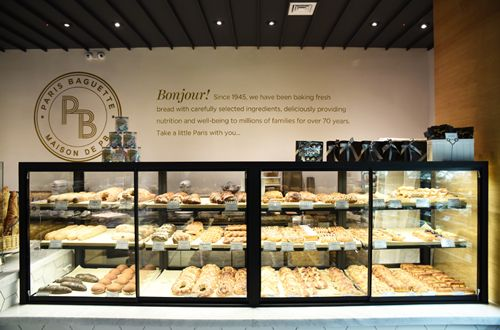 Paris Baguette Rolls into San Jose