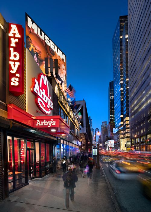 Arby's Industry-Exceeding Sales Performance Continues with Strong U.S. System Same-Store Sales Growth in Q1 2016