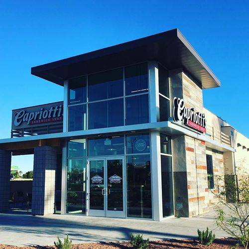 Capriotti's Continues Hometown Expansion With New Las Vegas Opening